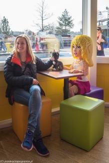 Legoland - Renia z nową koleżanką