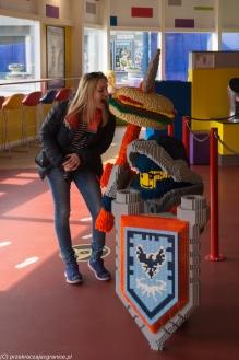 Legoland - jak człowiek głodny to zje wszystko