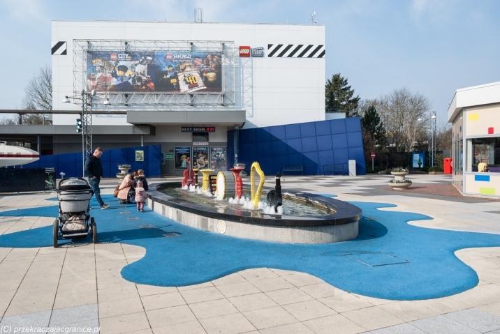 Legoland - kino 4D