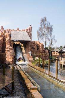 Legoland - spływ canoe