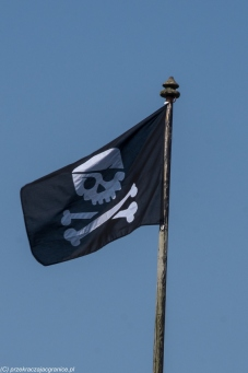 Legoland - bandera na maszt
