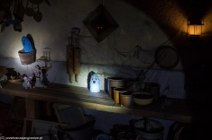 Legoland - nocna wyprawa do kuchni