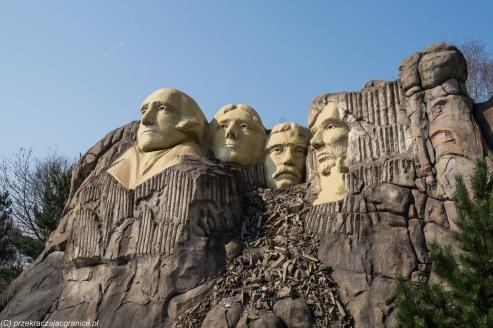 Legoland - kamienna twarz, teraz zrozumieliśmy co to znaczy