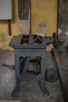 Palermo - Collegio Massimo - maszyny drukarskie
