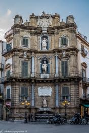 Palermo - Quattro Canti