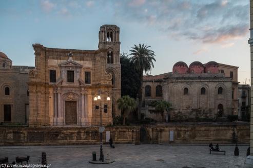 Palermo - Piazza Bellini