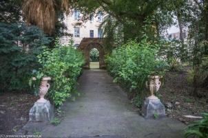 Palermo - Ogród Botaniczny, alejki