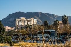 Palermo - widok na okolicę