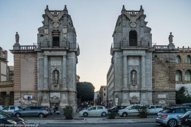 Palermo - Porta Felice