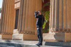 Palermo - przyłapany na gorącym uczynku