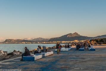 Palermo - bulwary nadmorskie