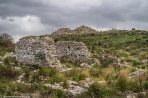 Segesta - ruiny na szczycie