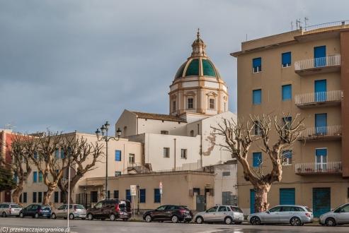 Trapani - kościoły maja piękne