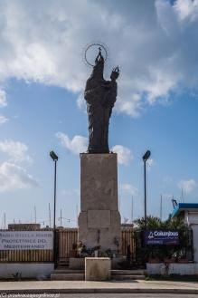 Trapani - pomnik tej, która czuwa nad miastem