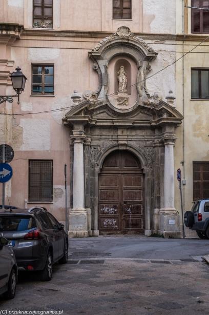 Trapani - miasto kościołów