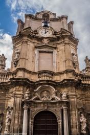 Trapani - kościół Anime Santi del Purgatorio