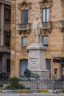 Trapani - Garibaldi, facet który zjednoczył Włochy